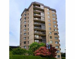"""Photo 10: 805 444 LONSDALE Avenue in North Vancouver: Lower Lonsdale Condo for sale in """"ROYAL KENSINGTON"""" : MLS®# V941173"""