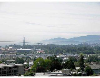 """Photo 2: 805 444 LONSDALE Avenue in North Vancouver: Lower Lonsdale Condo for sale in """"ROYAL KENSINGTON"""" : MLS®# V941173"""