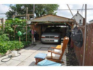 Photo 19: 459 Victor Street in WINNIPEG: West End / Wolseley Residential for sale (West Winnipeg)  : MLS®# 1215913