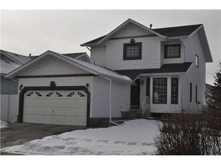 Photo 1: 236 WOODSIDE Road NW: Airdrie Residential Detached Single Family for sale : MLS®# C3554869