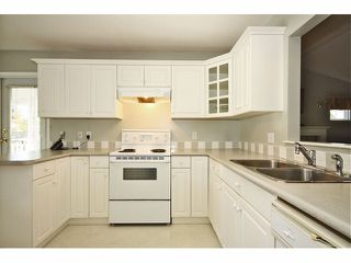 """Photo 4: 1 20788 87TH Avenue in LANGLEY: Walnut Grove Townhouse for sale in """"KENSINGTON VILLAGE"""" (Langley)  : MLS®# F1308814"""