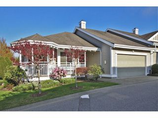"""Photo 1: 1 20788 87TH Avenue in LANGLEY: Walnut Grove Townhouse for sale in """"KENSINGTON VILLAGE"""" (Langley)  : MLS®# F1308814"""