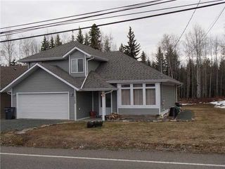 "Photo 1: 1548 N BLACKBURN Road in Prince George: North Blackburn House for sale in ""NORTH BLACKBURN"" (PG City South East (Zone 75))  : MLS®# N226322"