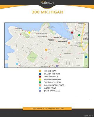 Photo 3: 103 300 Michigan St in CAMPBELL RIVER: Vi James Bay Condo for sale (Victoria)  : MLS®# 716536