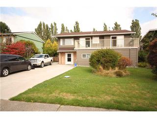 Photo 1: 8680 FAIRDELL CR in Richmond: Seafair House for sale : MLS®# V1023319