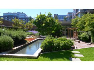 Photo 1: # 510 1661 ONTARIO ST in Vancouver: False Creek Condo for sale (Vancouver West)  : MLS®# V1012796