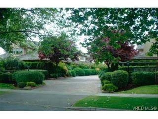 Photo 1: 2 2585 Sinclair Rd in VICTORIA: SE Cadboro Bay Row/Townhouse for sale (Saanich East)  : MLS®# 291056