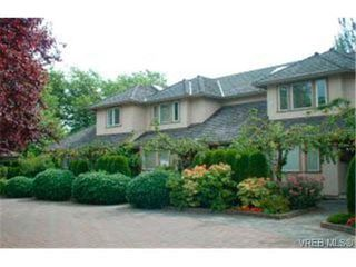 Photo 2: 2 2585 Sinclair Rd in VICTORIA: SE Cadboro Bay Row/Townhouse for sale (Saanich East)  : MLS®# 291056