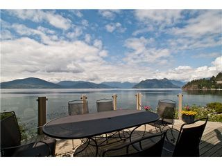 Main Photo: 55 BRUNSWICK BEACH RD: Lions Bay House for sale (West Vancouver)  : MLS®# V1088828