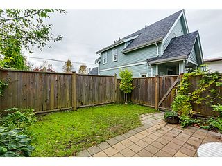 Photo 17: 4461 WELWYN ST in Vancouver: Victoria VE Condo for sale (Vancouver East)  : MLS®# V1091780