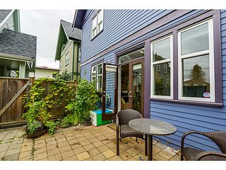 Photo 18: 4461 WELWYN ST in Vancouver: Victoria VE Condo for sale (Vancouver East)  : MLS®# V1091780