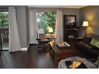 Photo 2: 492 LEHMAN PL in Port Moody: North Shore Pt Moody Condo for sale : MLS®# V1095381