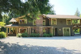 Photo 1: 943 CHAMBERLIN RD in Gibsons: Gibsons & Area House for sale (Sunshine Coast)  : MLS®# V1126085