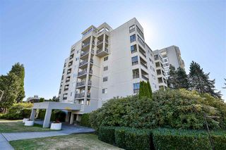 Photo 1: 705 550 EIGHTH STREET in New Westminster: Uptown NW Condo for sale : MLS®# R2204966