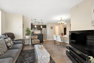 "Photo 4: 301 7225 ACORN Avenue in Burnaby: Highgate Condo for sale in ""AXIS"" (Burnaby South)  : MLS®# R2390147"