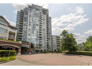 "Main Photo: 607 200 NEWPORT Drive in Port Moody: North Shore Pt Moody Condo for sale in ""Elgin"" : MLS®# R2393281"