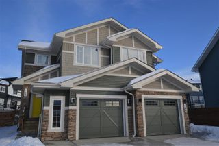Photo 2: 64 JAMES Crescent: St. Albert House Half Duplex for sale : MLS®# E4185188