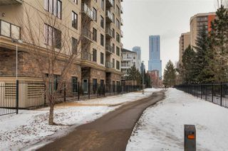 Photo 25: 207 10303 111 Street in Edmonton: Zone 12 Condo for sale : MLS®# E4193747