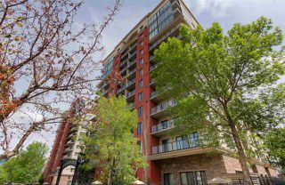 Photo 2: 207 10303 111 Street in Edmonton: Zone 12 Condo for sale : MLS®# E4193747