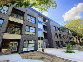 Main Photo: 215 11503 76 Avenue in Edmonton: Zone 15 Condo for sale : MLS®# E4209559