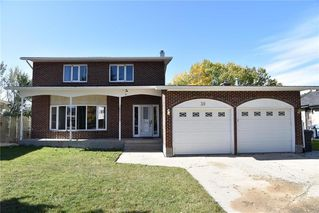 Photo 1: 30 Park Terrace Drive in Winnipeg: Southdale Residential for sale (2H)  : MLS®# 202025345