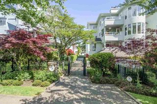 Main Photo: 308 7580 COLUMBIA Street in Vancouver: Marpole Condo for sale (Vancouver West)  : MLS®# R2517407