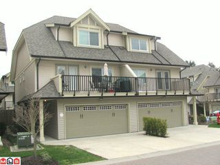 "Photo 1: 20 8358 121A Street in Surrey: Queen Mary Park Surrey Townhouse for sale in ""KENNEDY TRAIL"" : MLS®# F1206595"