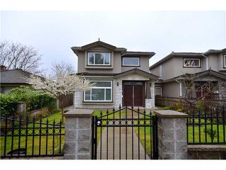Photo 1: 6650 CURTIS Street in Burnaby: Sperling-Duthie House 1/2 Duplex for sale (Burnaby North)  : MLS®# V944618