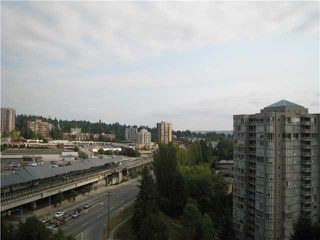 "Photo 9: 1306 9521 CARDSTON Court in Burnaby: Government Road Condo for sale in ""CONCORD PLACE"" (Burnaby North)  : MLS®# V972669"