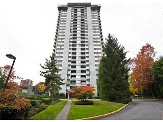 "Photo 1: 1306 9521 CARDSTON Court in Burnaby: Government Road Condo for sale in ""CONCORD PLACE"" (Burnaby North)  : MLS®# V972669"