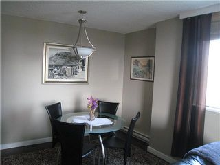 "Photo 4: 1306 9521 CARDSTON Court in Burnaby: Government Road Condo for sale in ""CONCORD PLACE"" (Burnaby North)  : MLS®# V972669"