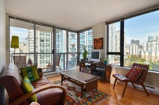 Photo 1: 1101 1295 RICHARDS Street in Vancouver: Downtown VW Condo for sale (Vancouver West)  : MLS®# V972152