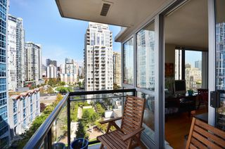 Photo 11: 1101 1295 RICHARDS Street in Vancouver: Downtown VW Condo for sale (Vancouver West)  : MLS®# V972152