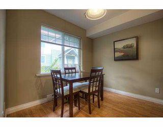 "Photo 4: # 210 1567 GRANT AV in Port Coquitlam: Glenwood PQ Townhouse for sale in ""THE GRANT"" : MLS®# V995004"