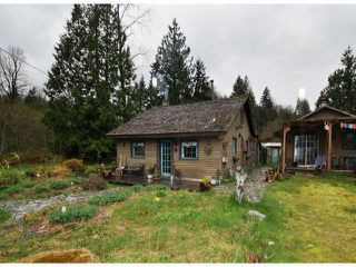Photo 1: 35933 PATTISON Road in Mission: Durieu House for sale : MLS®# F1307568