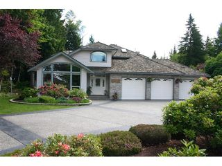 Main Photo: 12220 270TH Street in Maple Ridge: Northeast House for sale : MLS®# V1010741