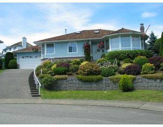 """Main Photo: 656 MONTE PL in Coquitlam: Coquitlam East House for sale in """"RIVER HEIGHTS"""" : MLS®# V601383"""