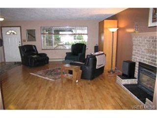 Photo 2:  in VICTORIA: Co Colwood Lake House for sale (Colwood)  : MLS®# 356127