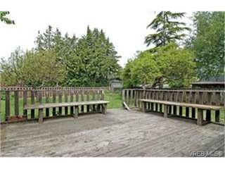 Photo 9: 1606 Burton Ave in VICTORIA: Vi Oaklands Single Family Detached for sale (Victoria)  : MLS®# 432900