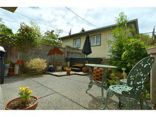 Photo 8: 2040 VENABLES ST in Vancouver: Grandview VE Condo for sale (Vancouver East)  : MLS®# V1064283