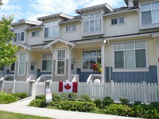 Photo 1: 27 12333 ENGLISH Ave in Richmond: Steveston South Home for sale ()  : MLS®# V839918