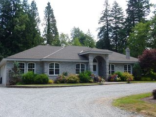 Photo 1: 27049 18 AV in Langley: Otter District House for sale : MLS®# F1445983