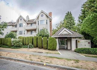 Photo 1: 105 5375 VICTORY STREET in Burnaby: Metrotown Condo for sale (Burnaby South)  : MLS®# R2103337