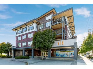 "Main Photo: 410 288 HAMPTON Street in New Westminster: Queensborough Condo for sale in ""VIA"" : MLS®# R2406825"