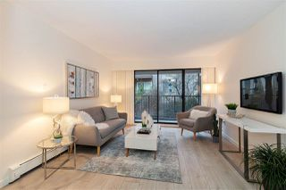 """Photo 3: 202 330 E 1ST Street in North Vancouver: Lower Lonsdale Condo for sale in """"PORTREE HOUSE"""" : MLS®# R2428518"""