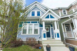 Photo 1: 2332 71 Street in Edmonton: Zone 53 House for sale : MLS®# E4190850