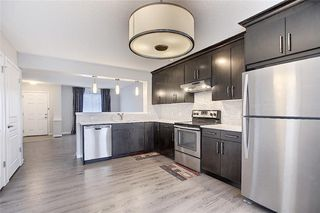 Photo 8: 208 AUBURN MEADOWS Boulevard SE in Calgary: Auburn Bay Semi Detached for sale : MLS®# C4295502