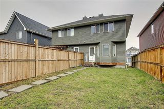 Photo 29: 208 AUBURN MEADOWS Boulevard SE in Calgary: Auburn Bay Semi Detached for sale : MLS®# C4295502