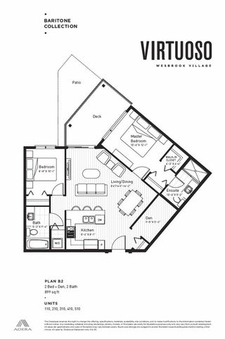 "Photo 5: 110 3581 ROSS Drive in Vancouver: University VW Condo for sale in ""VITUOSOS BY ADERA"" (Vancouver West)  : MLS®# R2484256"