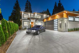Photo 1: 2256 KING ALBERT Avenue in Coquitlam: Central Coquitlam House for sale : MLS®# R2497027
